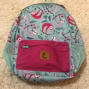 Super Cute Sloth Backpack